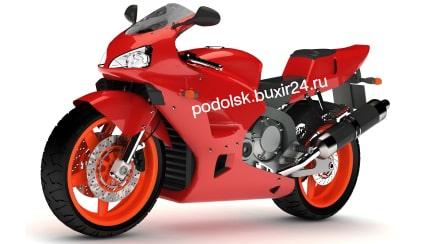 эвакуатор для мотоциклов в Подольске, буксир 24